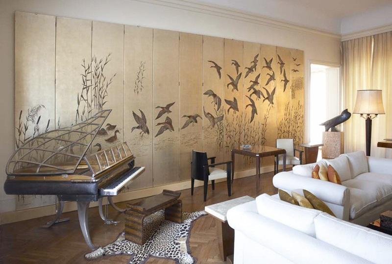 Японский интерьер квартиры