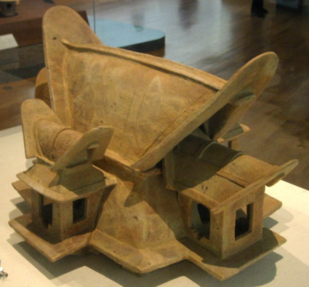 Японская древняя архитектура