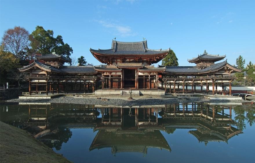 Япония архитектура