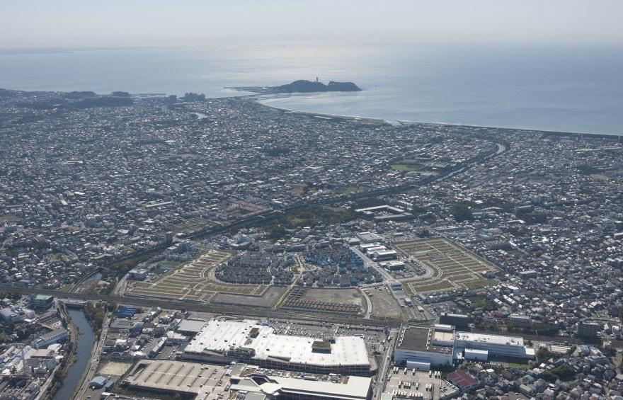 Мастер-план японского города