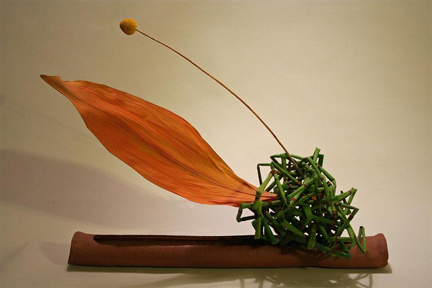 Японская икебана
