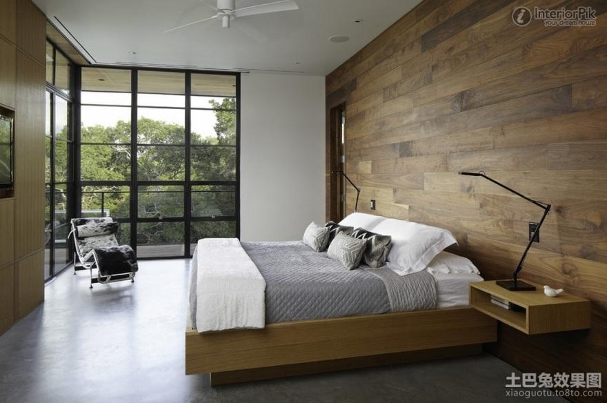 Спальня эко минимализм