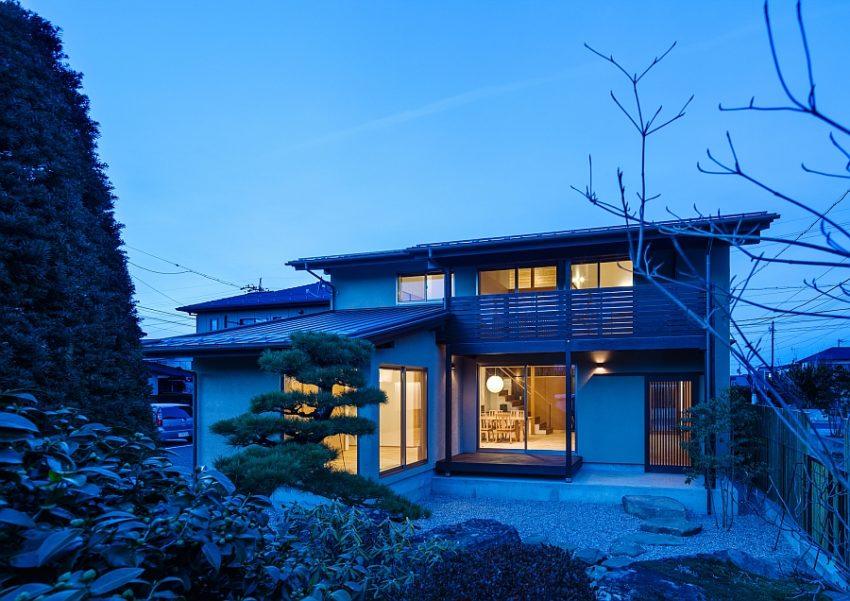 Традиционная японская архитектура