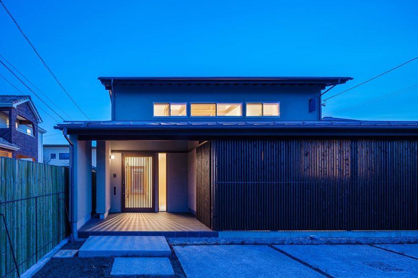 Японская архитектура дома