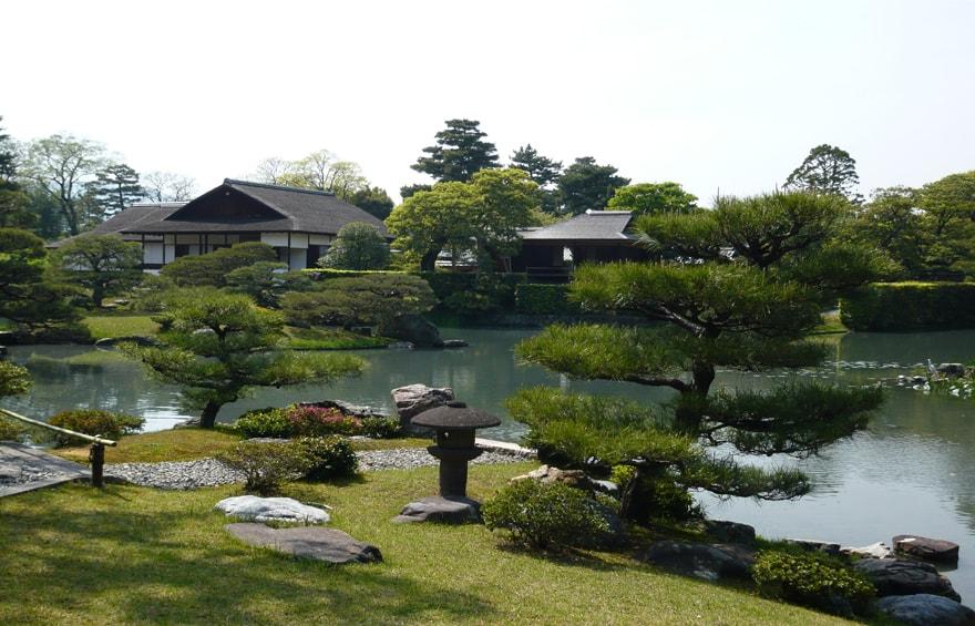 Японский ландшафт